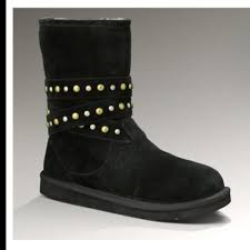 ugg s kintla boot 40 ugg boots sold genuine ugg boots w gold and silver