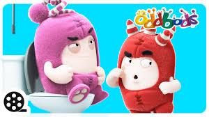 oddbods gross out funny cartoons for children youtube