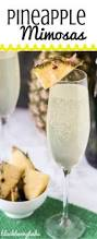 french 75 garnish pineapple mimosas recipe pineapple juice blackberry and juice