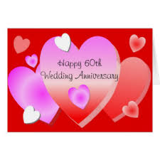 Happy Wedding Anniversary Cards Pictures Happy 60th Anniversary Cards Invitations Greeting U0026 Photo Cards