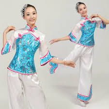 ancient chinese costume chinese classical dance costumes yangko