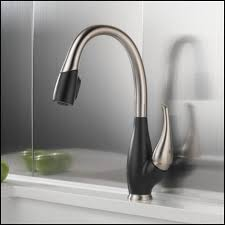 kitchen room awesome shower head and faucet set bronze single