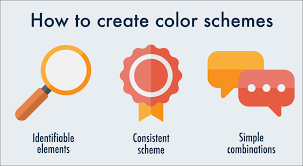 Minimalist Color Palette 2017 by How To Choose Color Schemes For Your Infographics Visual
