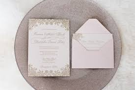 wedding invitations chicago 4 types of wedding invitations and their cost