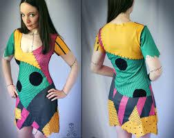 nightmare before sally ragdoll dress custom