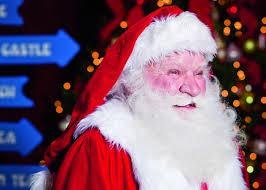 where to find santa in atlanta