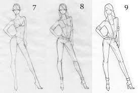 men fashion figure sketch latest fashion style