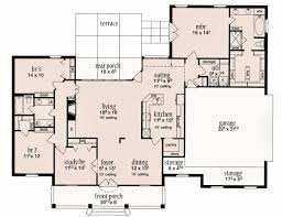 house plans 2000 square feet or less 2000 sqft 4 bedroom house plans kerala new below 2000 square feet