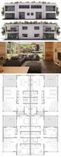 house plan best duplex ideas on pinterest plans plancher maison