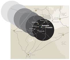 Franklin Ma Map 2017 Eclipse Franklin Chamber Of Commerce