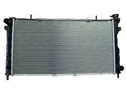 premium quality radiator chrysler voyager rg wagon 5 2001 2004
