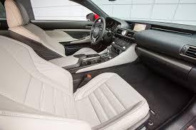 lexus rc backseat 2015 lexus rc 350 vin jthhe5bc5f5004385 autodetective com