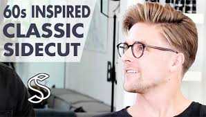 very short hairstyles for women over 50 with glasses 60s inspired hairstyle for men classic side parting men u0027s