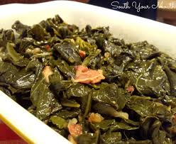 south your mouth southern style collard greens