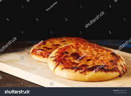id cuisine simple mini margarita pizza food simple stock photo royalty free