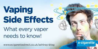 feeling light headed after smoking cigarette e cigarette side effects what every vaper needs to know