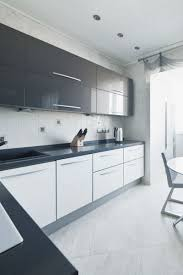 kitchen room 2017 modern white kitchen cabis with black
