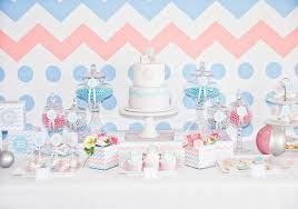 gender reveal party supplies kara s party ideas gender reveal party via kara s party ideas