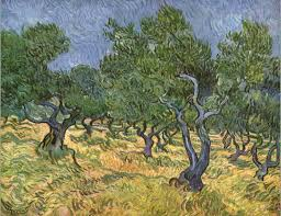 Best Paintings by Vincent Van Gogh Olive Grove I Painting Best Paintings For Sale