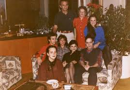 The Real Family From The Blind Side David Sedaris The Ihop Years The New Yorker