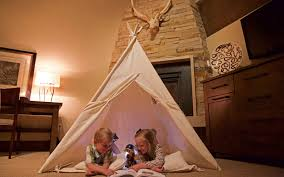 In Door by Six Hotels With Indoor Camping Travel Leisure