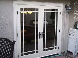 Screen French Doors Outswing - white design outswing french patio doors u2014 prefab homes home