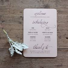 wedding invitations exles earthy wood and floral wedding invitation from akimbo