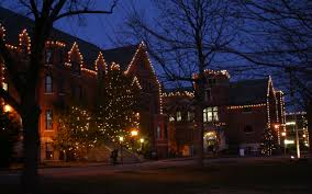 lights illuminate columbia college u town