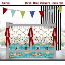 Circus Crib Bedding Circus Crib Set Baby Bedding Crib Bedding Circus Nursery