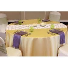 rent linens we rent linens on white crisscross table runner nbsp