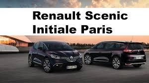 renault paris 2017 renault scenic grand scenic initiale paris prezentare