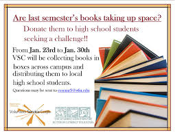 books for high school graduates wfu volunteer service corps middle and high school book drive