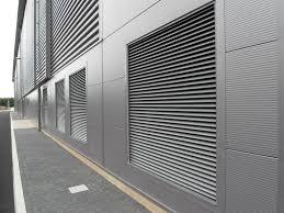 colt u0027s 2ul plant room ventilation louvre for applications
