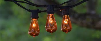 c9 incandescent light strings vintage c9 bulb string lights bright ideas partylights com