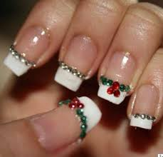 80 best christmas nails images on pinterest holiday nails make
