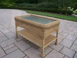 resin wicker coffee table using tires wicker coffee table u2013 home