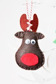 diy free printable reindeer and christmas tree decorations