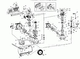 campbell hausfeld air compressor parts diagram u2013 valvehome us