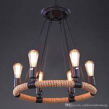 wrought iron ceiling lights vintage metal 6 lt 8 lt industrial chandelier loft wrought iron