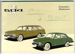 peugeot 504 manual ephemera pinterest peugeot and cars