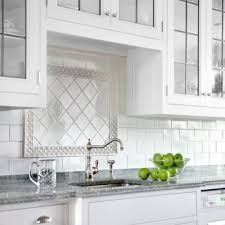 Grout Kitchen Backsplash by Interior White Backsplash Tile For Kitchen White Backsplash For