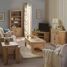 henley washed oak living room furniture collection dunelm