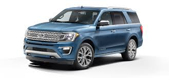 ford unveils all new 2018 expedition as latest vehicle with