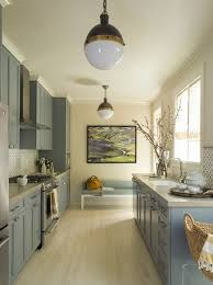 Light Blue Kitchen Cabinets by Heavenly Blue Kitchen