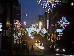 Oglebay Christmas Lights by Wheeling Wv City Of Lights Christmas 1988 Youtube