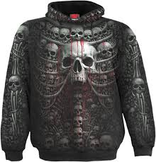 sweaters awesome skulls