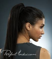 ponytail bump how to create a bump for your ponytail optimistic