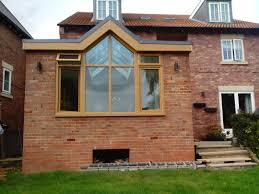 Collapsible Patio Doors by House Extension In Northampton With Folding Patio Doors