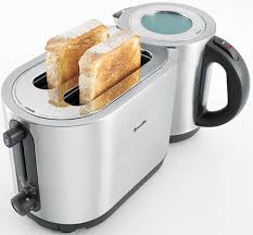 Toaster And Kettle Breville Ikon Kettle And Toaster Combo