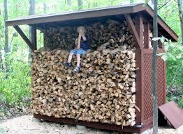 ideas firewood storage rack log holder indoor fireplace wood
